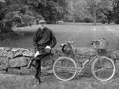 Matt and the Chatsworth Dunstan in Old Frontenac