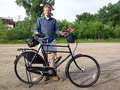 The Pashley Roadster