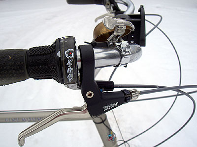 X Ray shifter on Marin