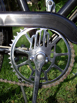 The Rudge Crankset
