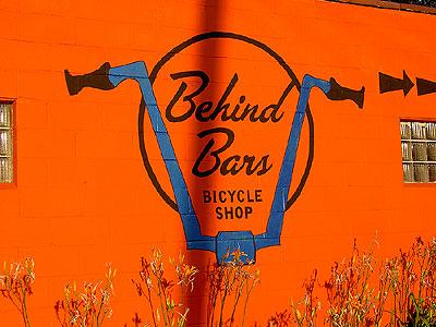 Behind Bars bike shop