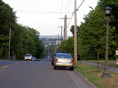 High Bridge in Distance
