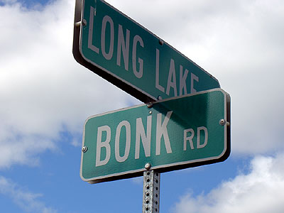 Bonk Road