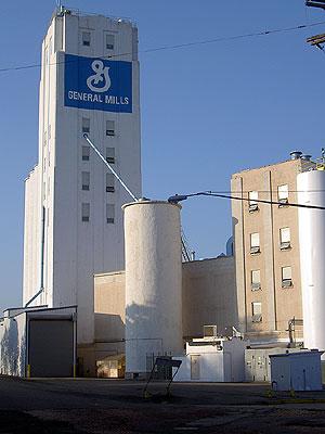 General Mills in NE Minneapolis
