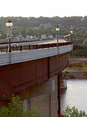 High Bridge from South