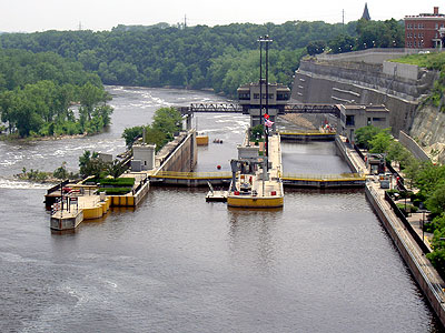 Lock and Dam Number One