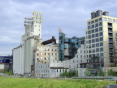 Mill City Museum  July 24