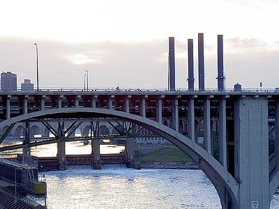 Bridges north of Number 9