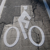 Bike Lane Icon