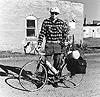 Bike Touring Circa 1980