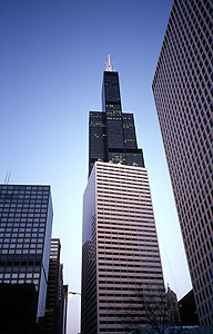 Sometimes You're Just Screwed: The Sears Tower, Chicago, Illinois